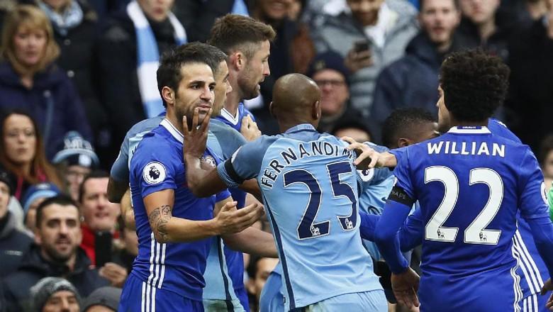 Terlibat Keributan, City Chelsea Didakwa FA