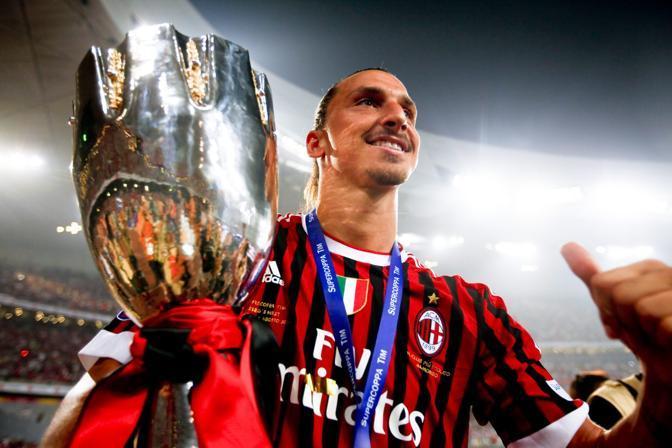 Ucapan Selamat Zlatan Ibrahmovic Kepada AC Milan
