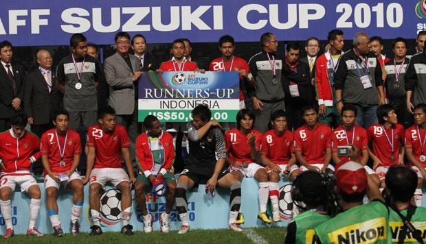 Indonesia Tidak Terpuruk  Walau Kalah Dipiala Suzuki AFF CUP