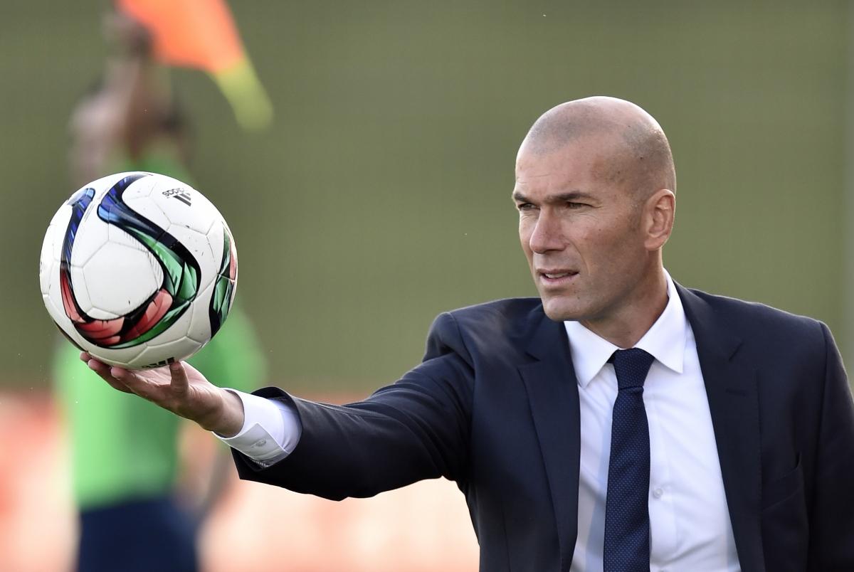 Zidane Minta Bantuan Fans Real Madrid,Lho Ada Apa?
