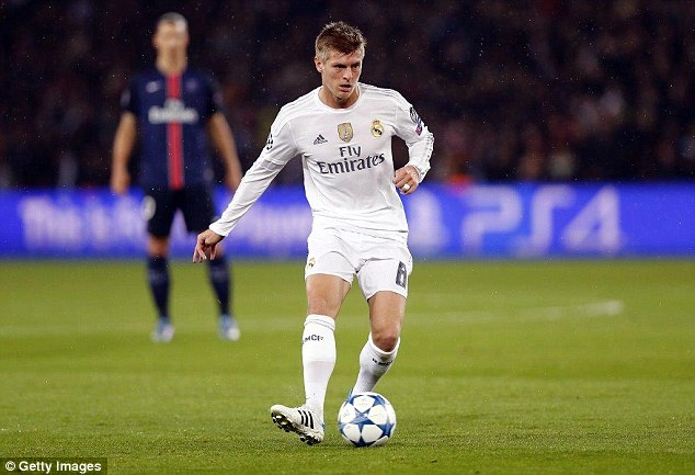 WARNING!!! Guardiola Lirik Toni Kroos