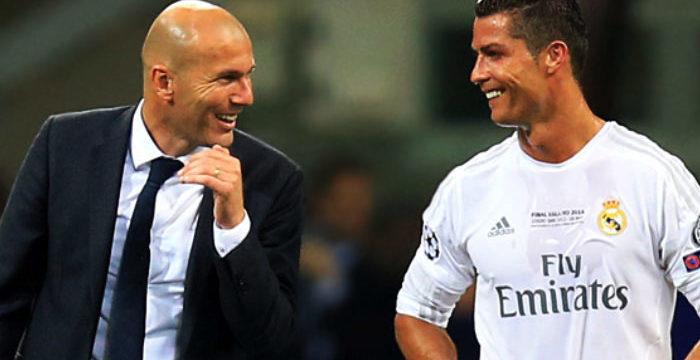 Ronaldo Dan Zidane Merupakan Ikon Real Madrid Ungkap Perez