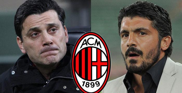 Gattuso Gantikan Montella Sebagai Pelatih Sementara AC Milan
