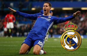 hazard ingin pindah ke madrid