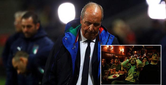 Calon Pengganti Ventura Setelah Italia Gagal Lolos Piala Dunia 2018