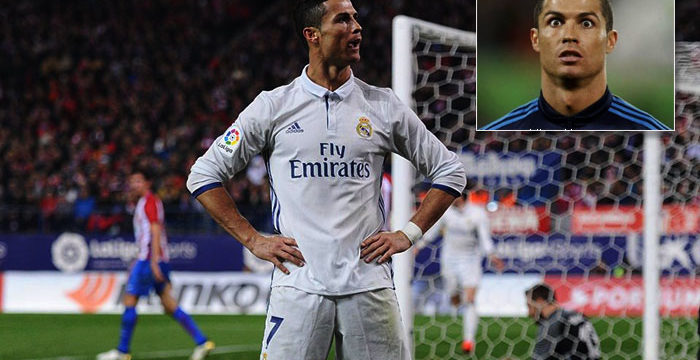 Ronaldo Tolak Kontrak Baru Dengan Real Madrid Untuk Kenaikan Gajinya