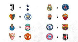 hasil undian liga champions