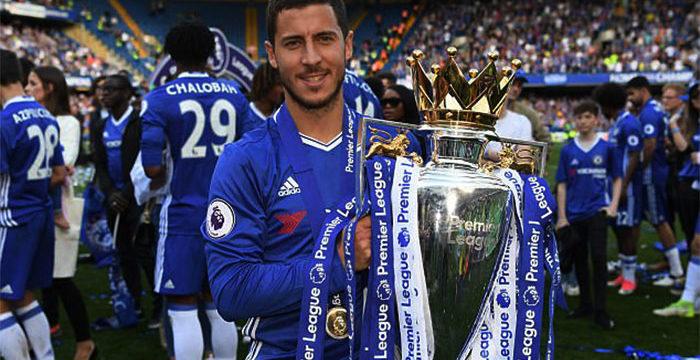 Chelsea Bisa Kehilangan Hazard Jika Tidak Bisa Ambisius Seperti City