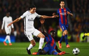 pertahanan barcelona terbaik