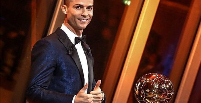 Ronaldo Ingin Pensiun Di Madrid Ungkapnya Setelah Menang Ballon d'Or