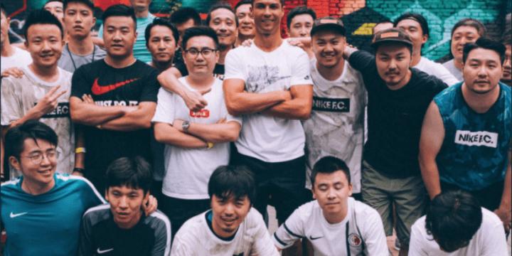 Rumor masa depan Cristiano Ronaldo mulai menyeruak dengan Tiongkok