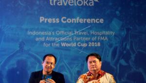 Traveloka resmi menjadi sponsor