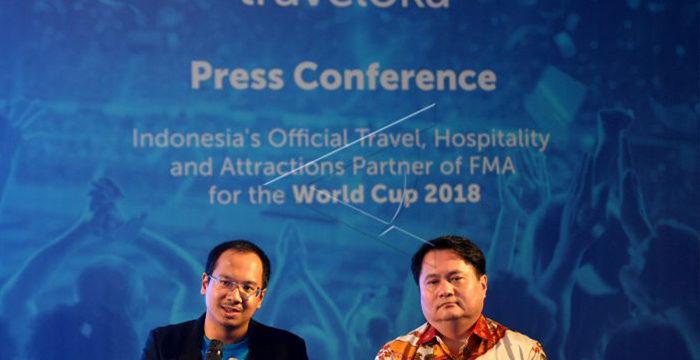 Traveloka resmi menjadi sponsor media & broadcast Piala Dunia 2018