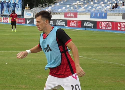 Mariano Berriex dikontrak satu tahun perkuat PS TIRA
