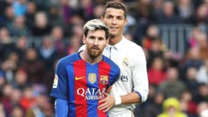 Messi dan Ronaldo