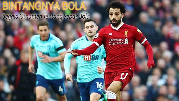 Kecepatan Mohamed Salah kalahkan Cristiano Ronaldo