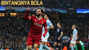 Kecepatan Mohamed Salah
