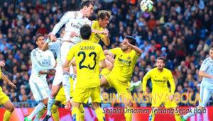 Real Madrid Berhasil Imbang