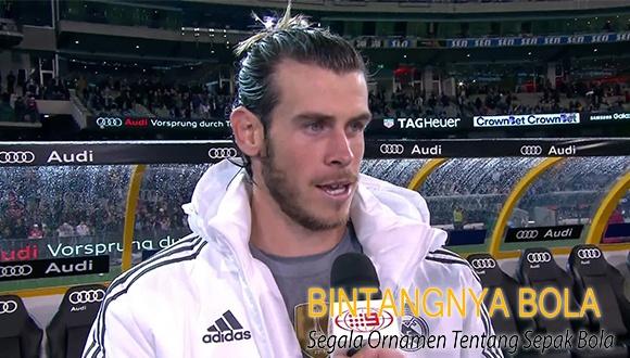 Manchester City Tidak tertarik untuk membeli Gareth Bale