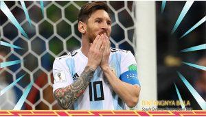 Eksistensi Lionel Messi Meredup