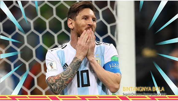Eksistensi Lionel Messi Meredup, Cristiano Ronaldo Sosok Pemimpin ?