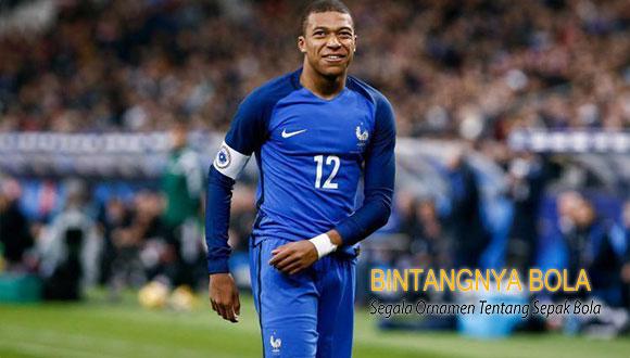 Pemain Terbaik Prancis Harus diberikan kepada Kylian Mbappe