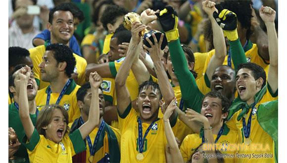 Brazil Pulang membawa Rekor Penghargaan, Apa saja ?