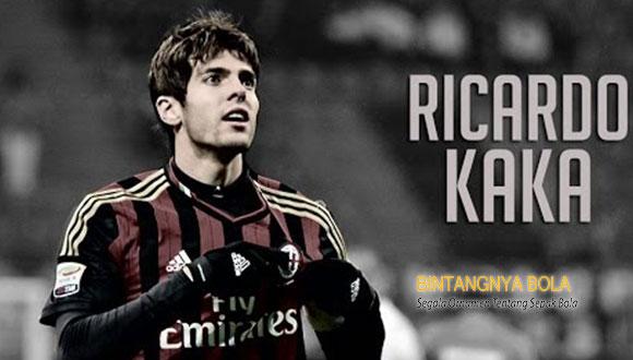 Dipastikan Ricardo Kaka kembali Bermain di Ac Milan