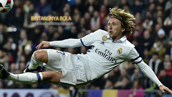 Luka Modric Kembali berlatih Inter Milan Kehilangan Kesempatan