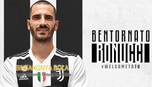 Kepergian Leonardo Bonucci