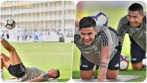 Duet maut Juventus