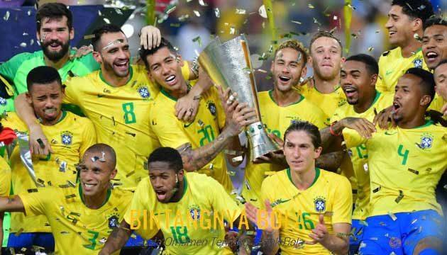 Satu Gol Kemenangan Brasil Takhlukkan Sang Rival Argentina