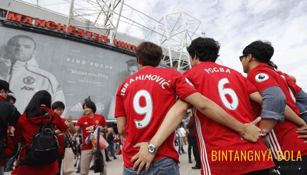 Keamanan Manchester United Diperketat Usai Temuan Sejata Mainan!
