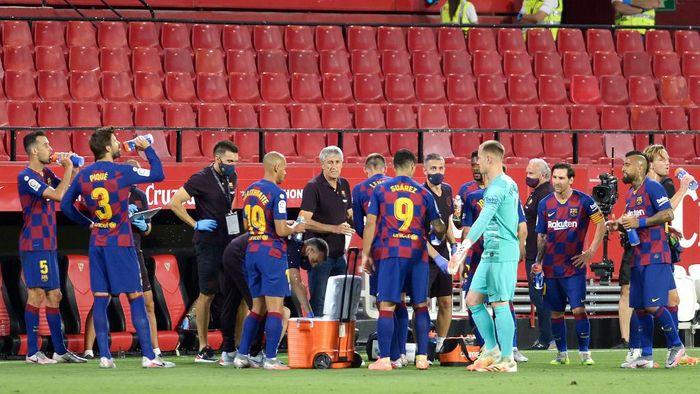 Barcelona Pede Juara