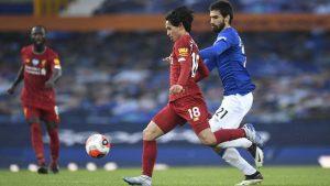 Liverpool Ditahan Imbang Everton