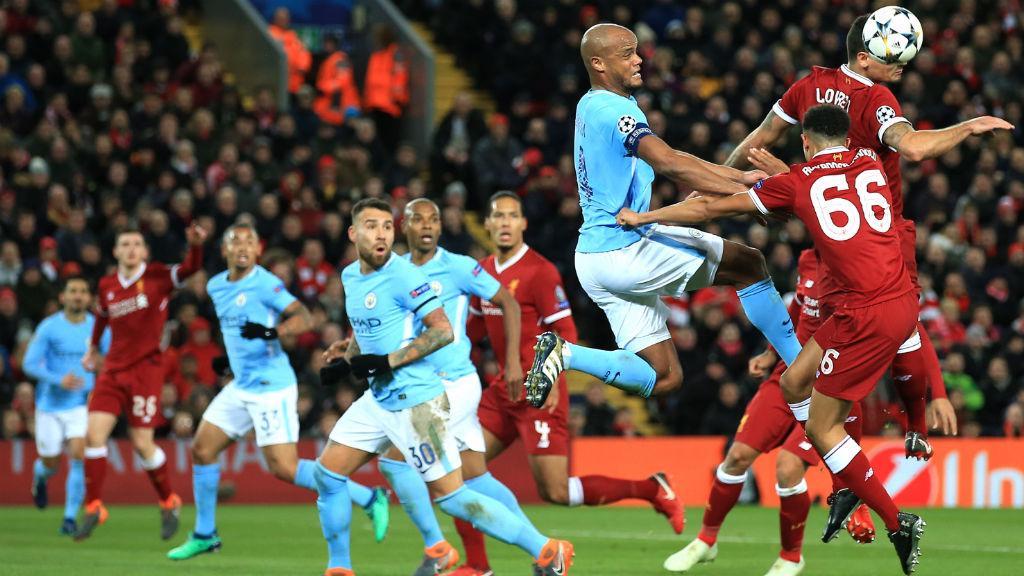 Manchester City Mengancam Posisi Liverpool
