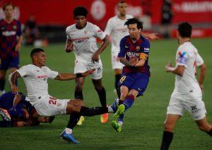 Messi Mati Kutu