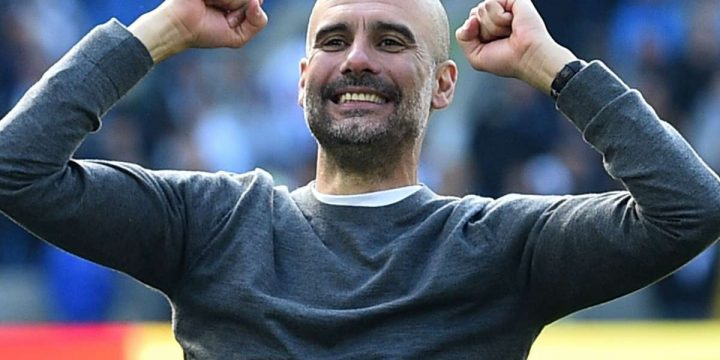 Guardiola Bakal Pergi dari Manchester City?