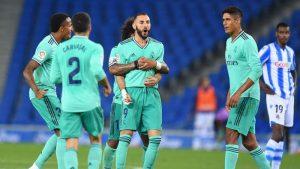 Real Madrid Puncaki Klasemen