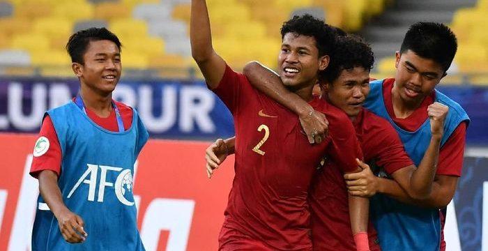 Indonesia Hadapi Dua Tim Kuat di Grup A