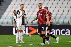 AC Milan Cukur Juventus