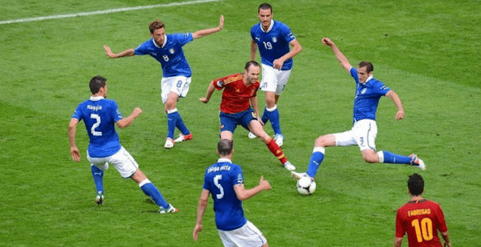 Catenaccio, Classic Football yang Bikin Frustasi