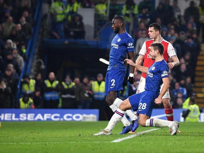 Final Piala FA Chelsea vs Arsenal