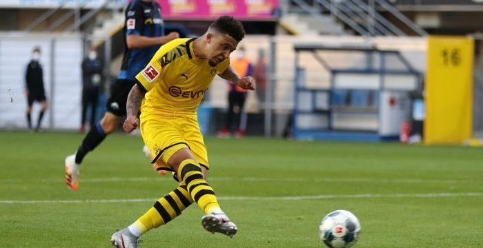 Jadon Sancho Masih Memiliki Kontrak 2 Tahun di Dortmund