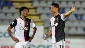 Juventus Kalah dari Cagliari
