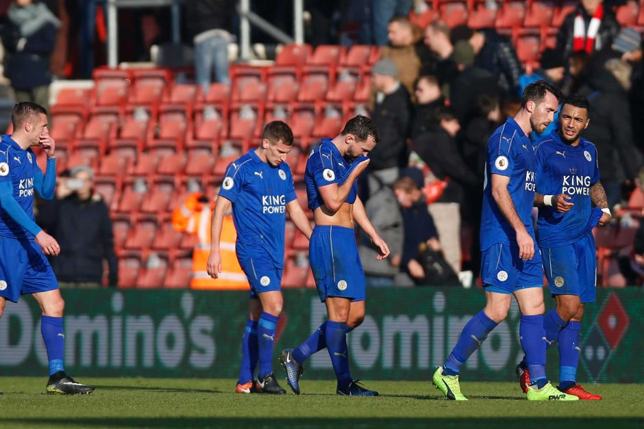 Leicester City Sedang Sial