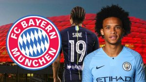 Leroy Sane ke Bayern Munchen