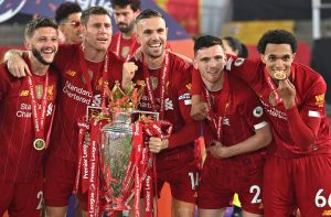 Libas Chelsea, Liverpool Pesta Juara
