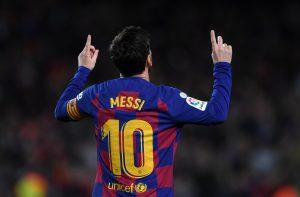 Lionel Messi Akan Hengkang dari Barcelona