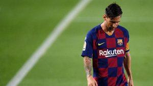 Lionel Messi Dirumorkan Ke Inter Milan